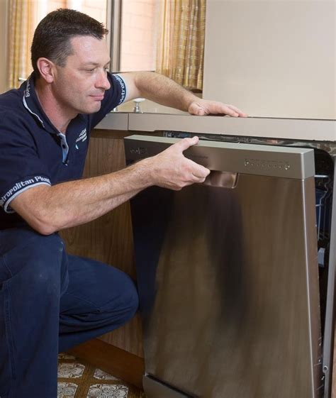 How Much To Plumb In A Dishwasher by How To Install Or Replace A Dishwasher Hirerush