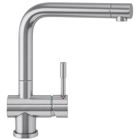franke atlas kitchen sink mixer tap stainless steel