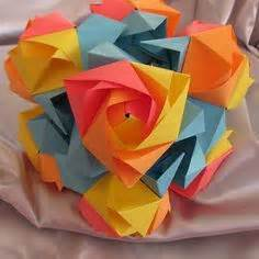 Origami Transforming Cube - 1000 images about m s origami favorites on