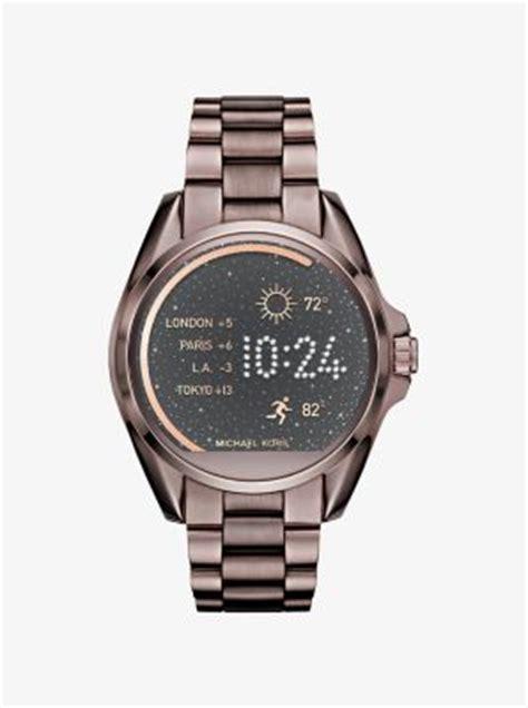 Smartwatch Mk michael kors access bradshaw tone smartwatch michael kors
