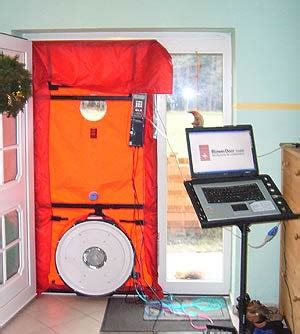 Blower Door Testing by Code Compliance Testing Turn Cycle Solutions