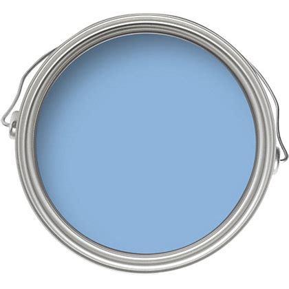 homebase dulux bathroom paint dulux blue babe silk emulsion paint 2 5l