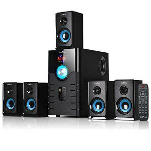 home theater system wireless speakers ebay