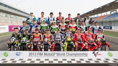 daftar pembalap motogp  info berita terkini