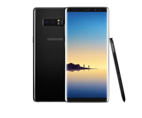 Samsung Note 8 Sc Black Friday Le Samsung Galaxy Note 8 Passe 224 799 Euros