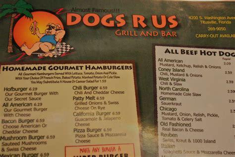 puppies r us dogs r us menu titusville feb 2010 beth partin restore and explore