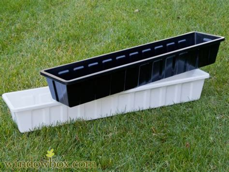 Planter Box Lining by Poly Pro Window Box Liners Plastic By Windowbox