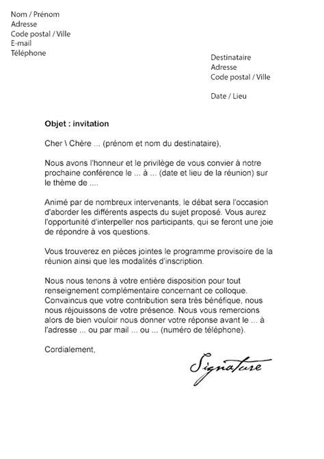 Lettre adressée à deux personnes modele de lettre de