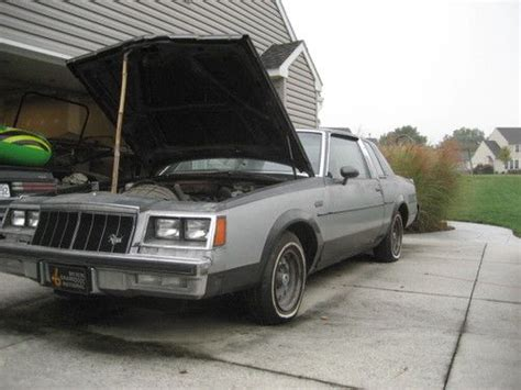 1982 buick grand national for sale sell used 1982 buick grand national in alburtis