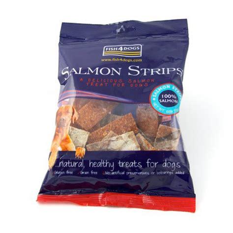 salmon treats buy fish4dogs salmon strips treats 100gm