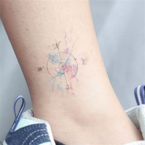 small compass tattoo 60 small tattoos every dreams about getting