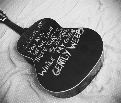 tattooed heart guitar chords best 25 beatles guitar ideas on pinterest guitar art