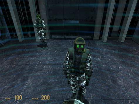 Nama H Hells Kode 20049 combines from outbreak half 2 gt skins gt combine gamebanana
