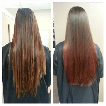 hair glaze color treatment pics hair color adored hair salon chicago area ouidad salon