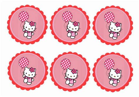 hello cupcake topper template gallery template
