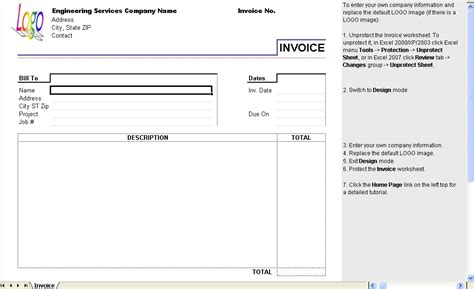 10 best images of funny invoice template graphic design