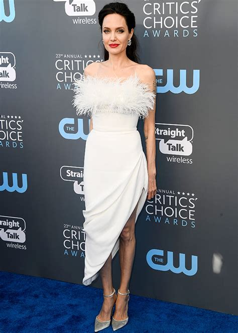Critics Choice Awards Snow by To Kendall Jenner The New Carpet