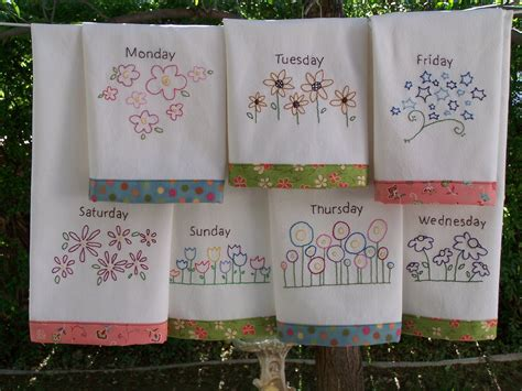 embroidery designs for kitchen towels embroidered dish towels designs embroidery patterns for