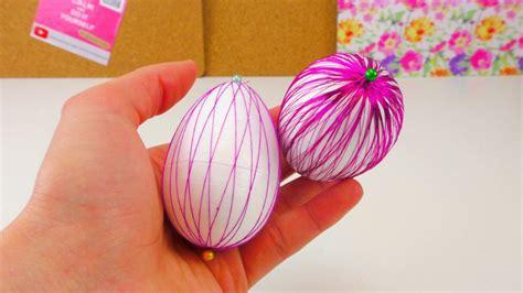 Plastikeier Bemalen Mit Kindern by Osterei Diy Gestalten Ostereiern Styropor Eier