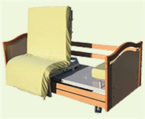 stellung im bett rotoflex care das teilmotorisiertes aufstehbett