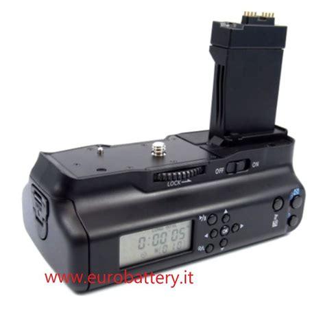 Battery Grip Bg E8 Bge8 Ori For Eos 550d Eos 600d Eos 650d 700d bg e8 lcd timer battery grip per canon eos 550d