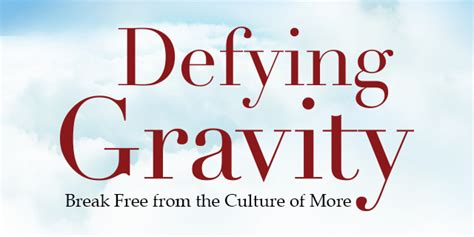 what makes a the defying ministry of jesus books stewardship sermon series defying gravity united