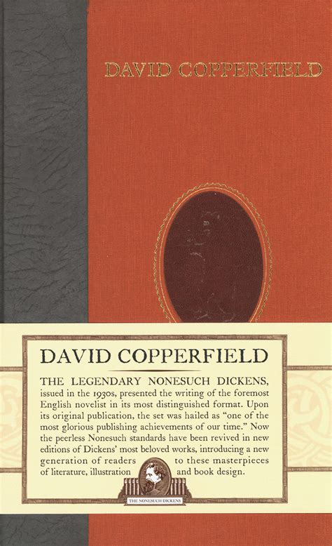 david copperfield book report author books