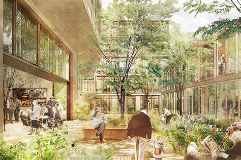 elderly housing progressive social model for elderly housing set to become a reality