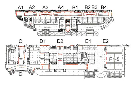 orange county convention center floor plans orange county convention center floor plan