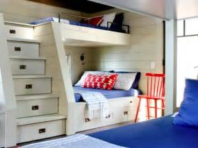 Bunk Beds In A Small Room Photograph Of 9 Built In Bunk Bed Plans Best House And Living Room Decoration Ideas