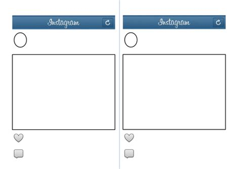 Instagram Template By Eilidhpie Teaching Resources Tes Instagram Template