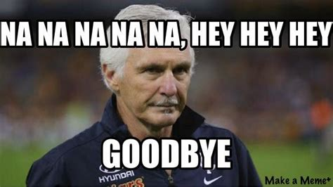 Goodbye Meme - hey goodbye lol afl memes
