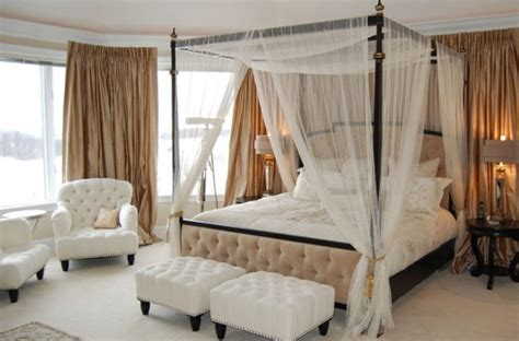 Beds With Curtains Canopy Beds 40 Stunning Bedrooms