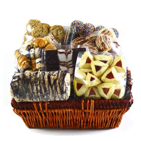 baked goods gifts sympathy grand gourmet fresh baked goods gift basket