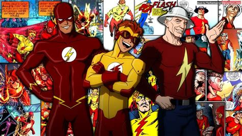 female hot and cold flashes the scarlet speedsters