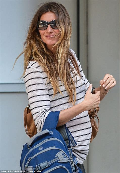 Giseles New Not Shabby by Gisele Bundchen Steps Out In Stilettos As She Shows