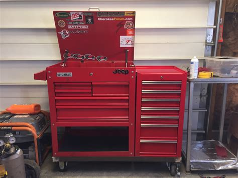 us general 5 drawer tool cart modification the best cart