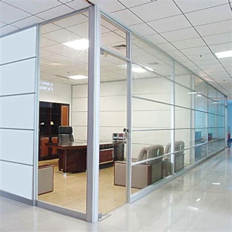 Partisi Aluminium Kaca partisi aluminium kaca pintu partisi jendela aluminium kaca
