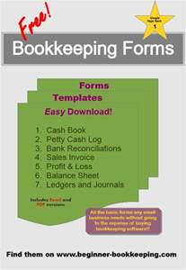 bookkeeping templates for small business bookkeeping forms and bookkeeping templates