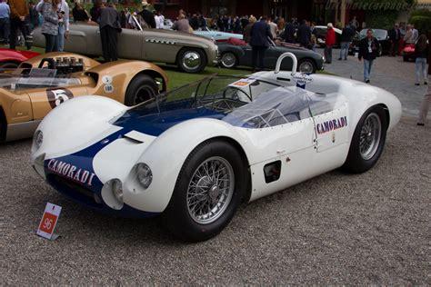 Maserati Tipo 61 by Pin Maserati Tipo 61 On