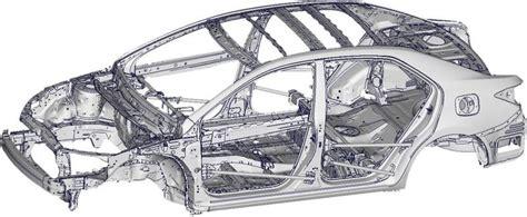 design vehicle definition 2014 toyota corolla body structure boron extrication