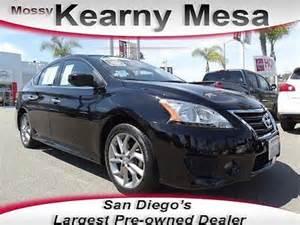 Volvo Kearny Mesa Factory Certified 2013 Nissan Sentra 4dr Sdn I4 Cvt Sr