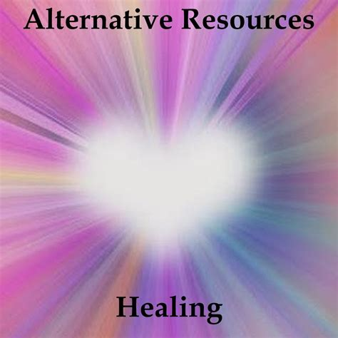 healing alternative resources directory