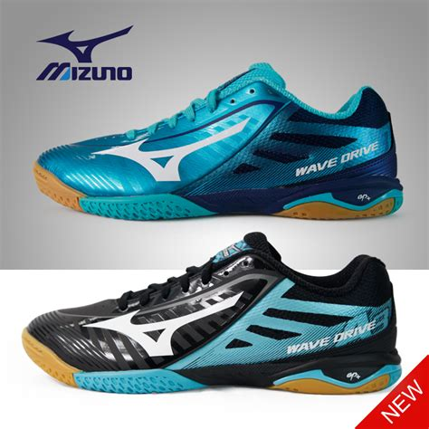 new authentic mizuno table tennis shoes 18km 150099