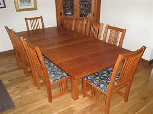 Dining Room Table Woodworking Plans Dining Room Table Plans