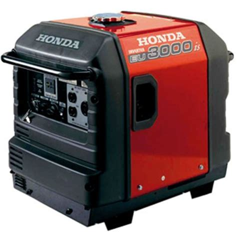 electric generator depot honda eu3000is sd