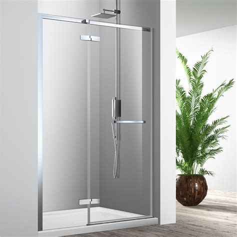 Bathroom Door Threshold by Cortez Hinged Single Threshold Shower Door Acri Tec