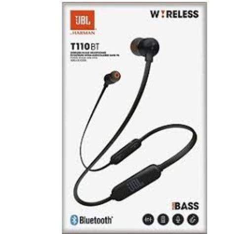 Headset Jbl T110 jbl t110 bluetooth wireless headset electronics audio on