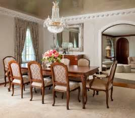 Dining Room Ideas Traditional Florentine Dining Room Traditional Dining Room Dallas By Gibson Gimpel Interior Design