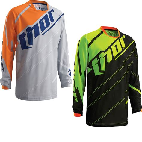 thor motocross jerseys thor phase vented 2016 youth doppler motocross jersey
